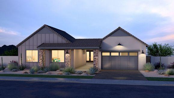 Modern Farmhouse Elevation
