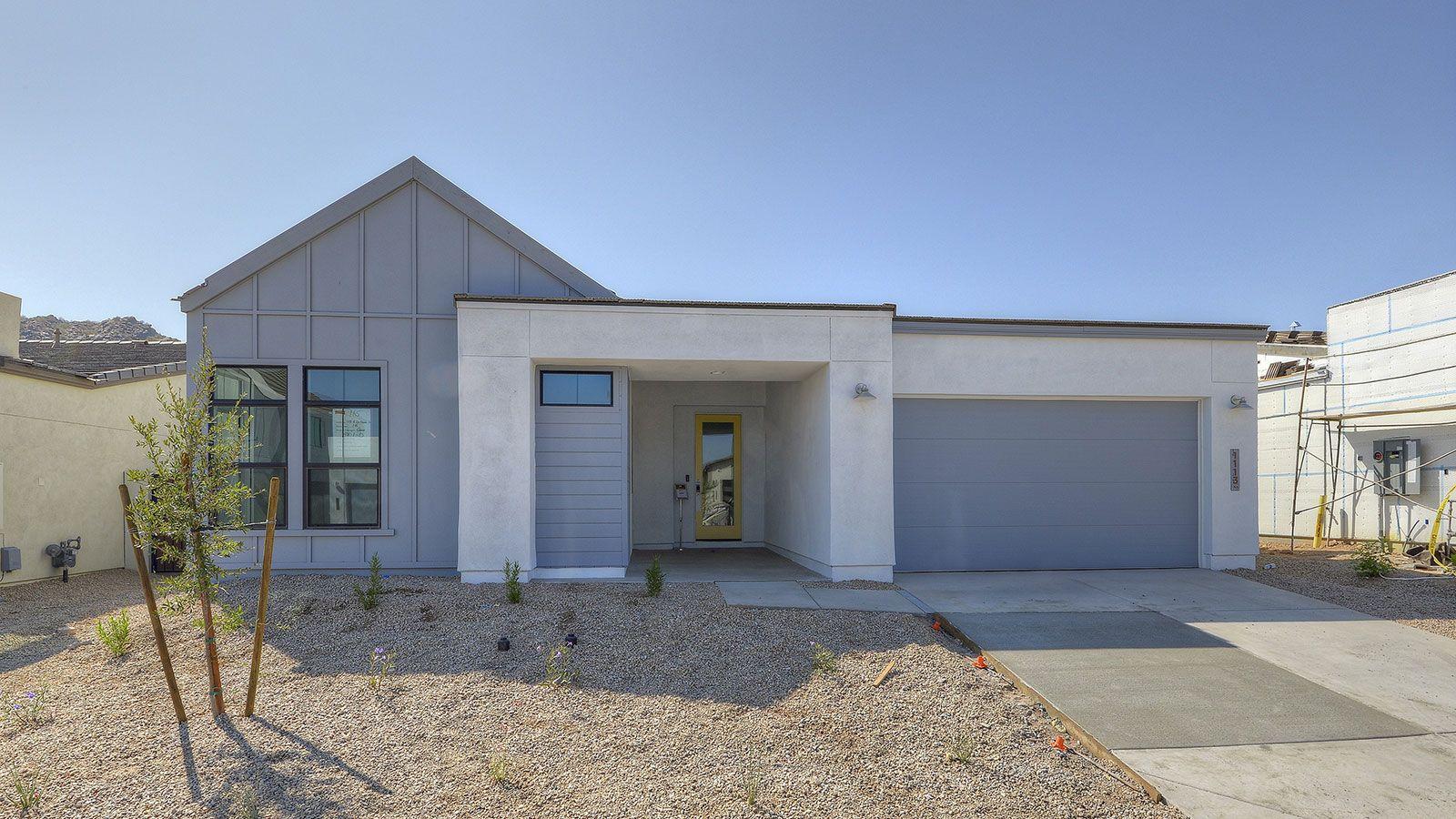 Farmhouse Modern Elevation