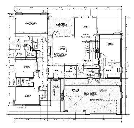Barbera :Floor Plan