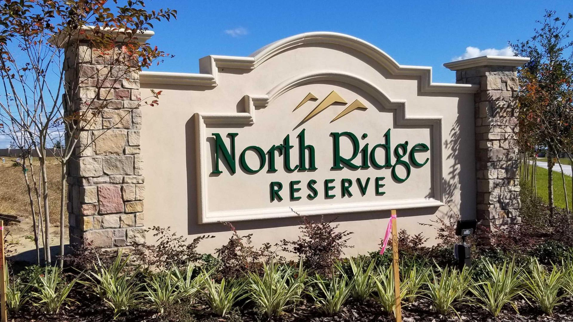 Northridge Reserve,33844