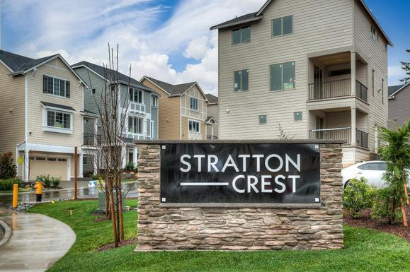 Stratton Crest - New Homes in Lynnwood, WA:Stratton Crest - New Homes in Lynnwood, WA