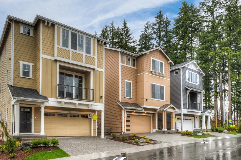 Harbour Crossing - New Homes in South Everett:Harbour Crossing - New Homes in South Everett