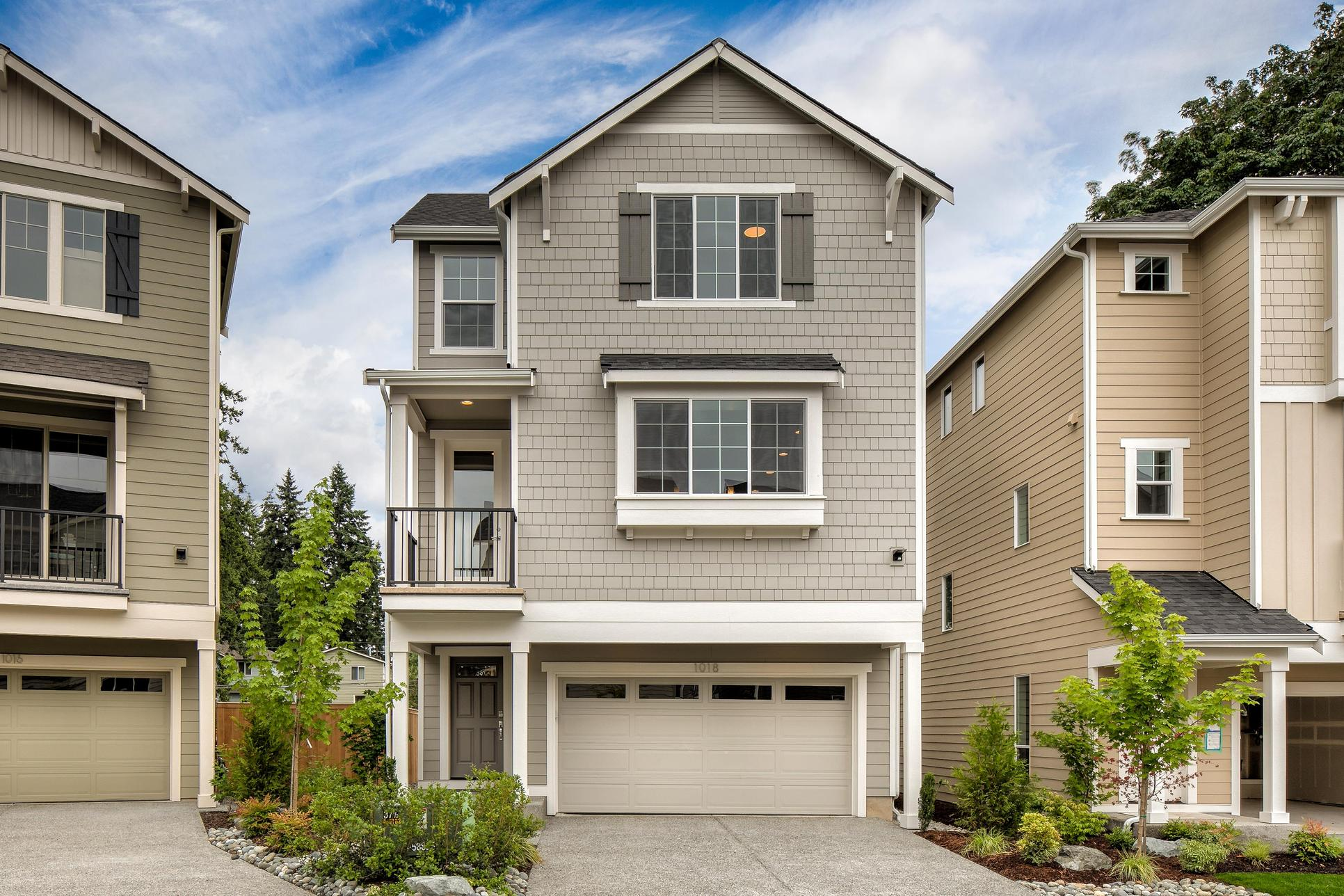 Exterior:Move-in ready in Lynnwood