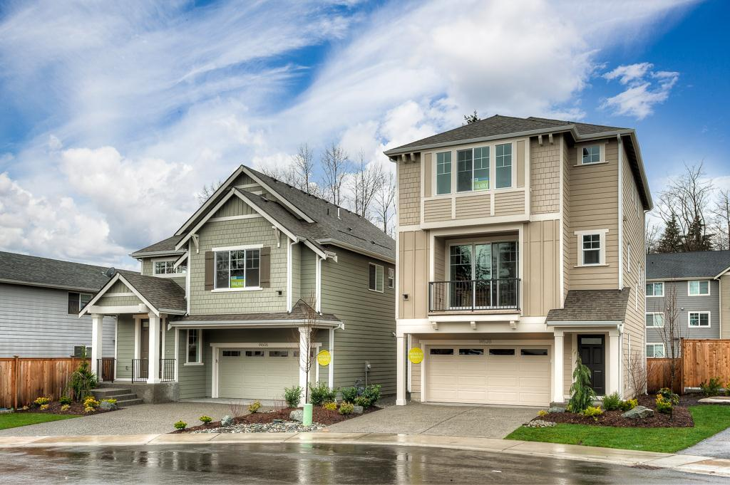 Creekside Grove - New homes in Lynnwood