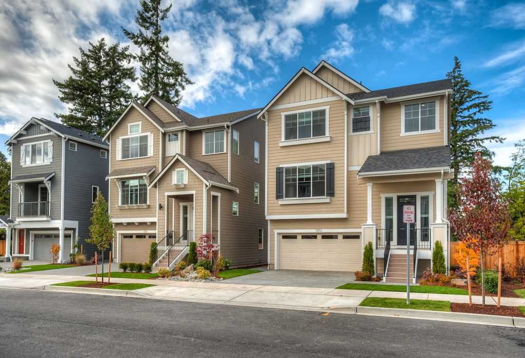 Dawson Place in Lynnwood - move in starting February