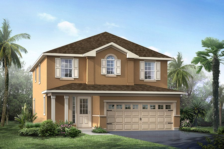 Exterior:Holly - Traditional