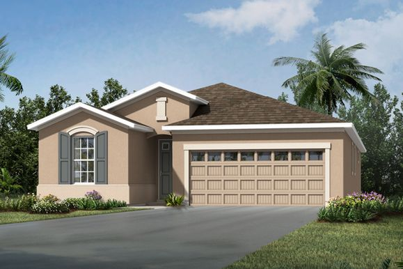 Exterior:Avondale - Florida Traditional