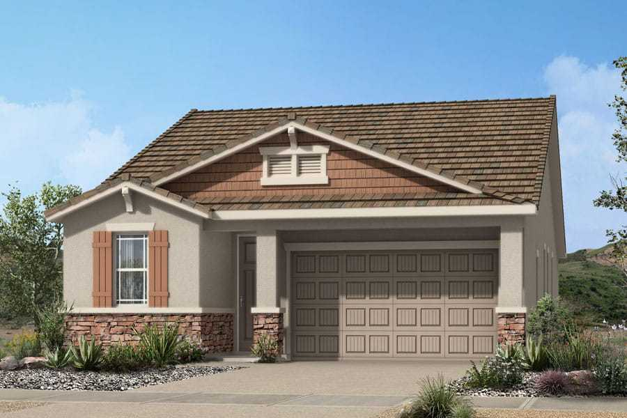 Elwood:Craftsman Elevation