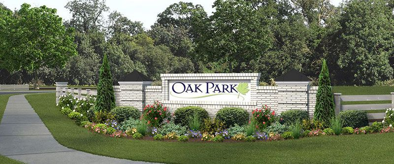 Garner - Oak Park:Bryan Park