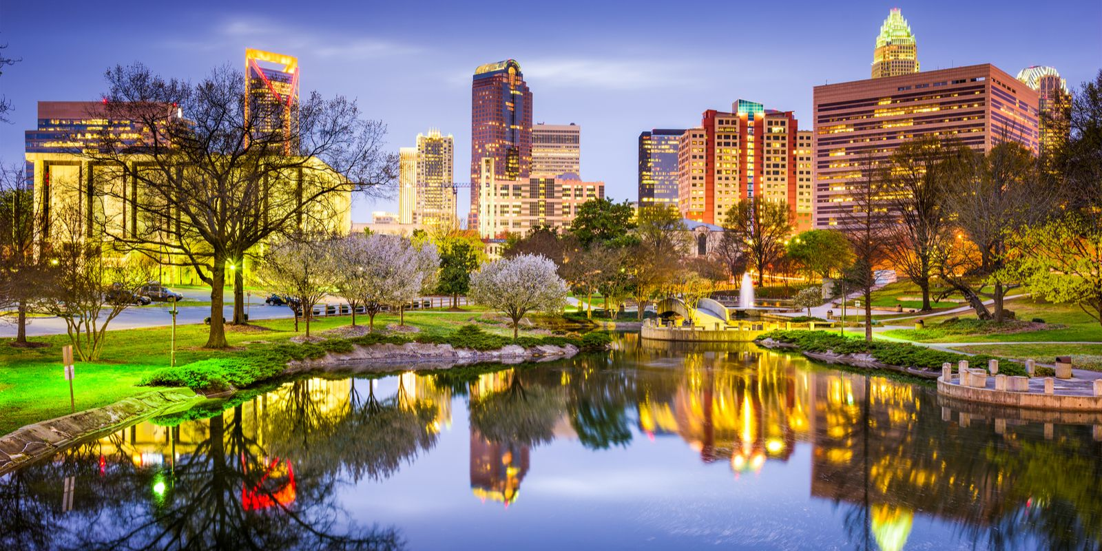 Aria at the Park:Charlotte, NC
