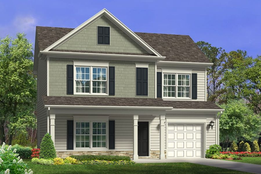 Exterior:Franklin - Craftsman
