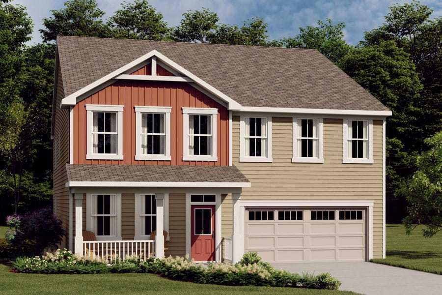 Crosby:Farmhouse