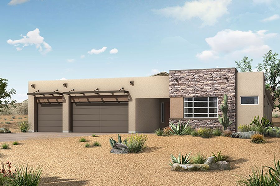 Exterior:desert-contemporary