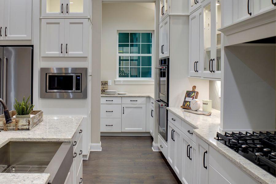 St. Johns - RiverTown - WestLake:Iris Model Kitchen