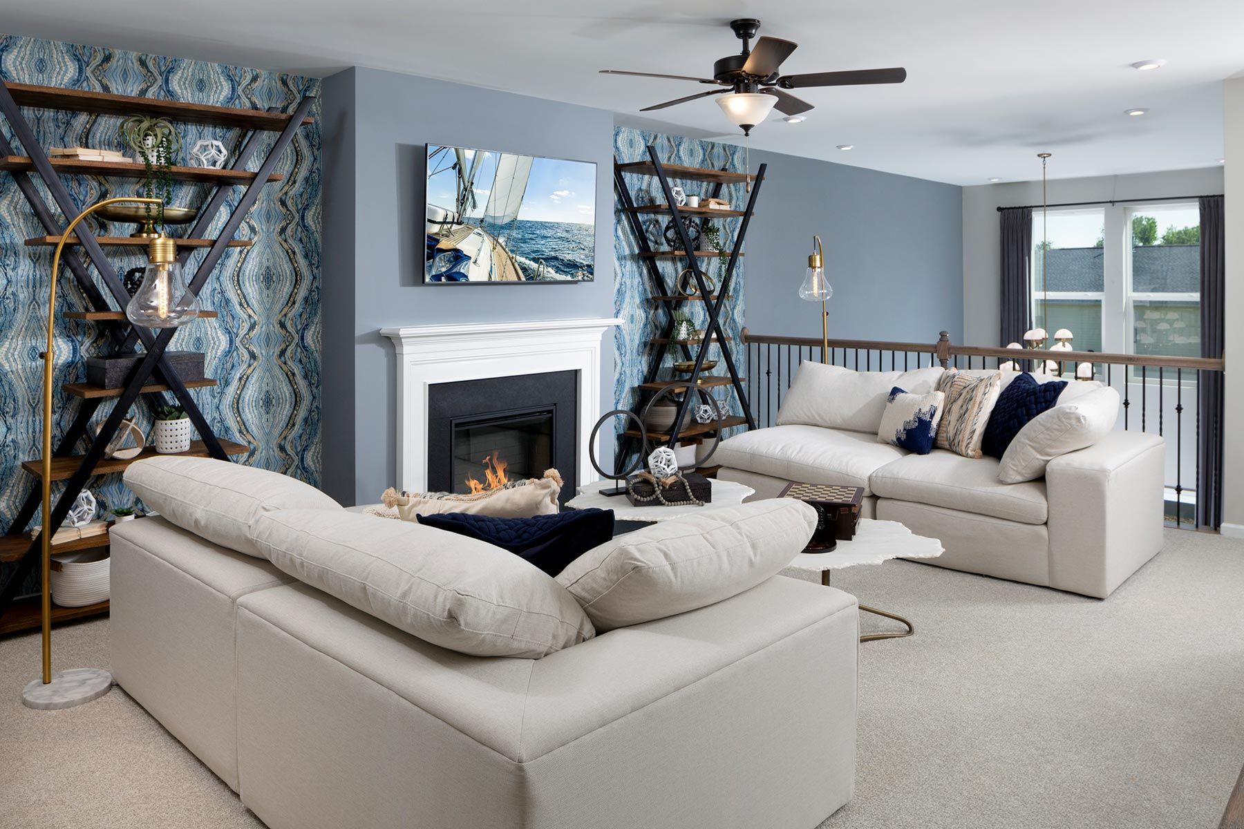 Interior:Frasier Loft