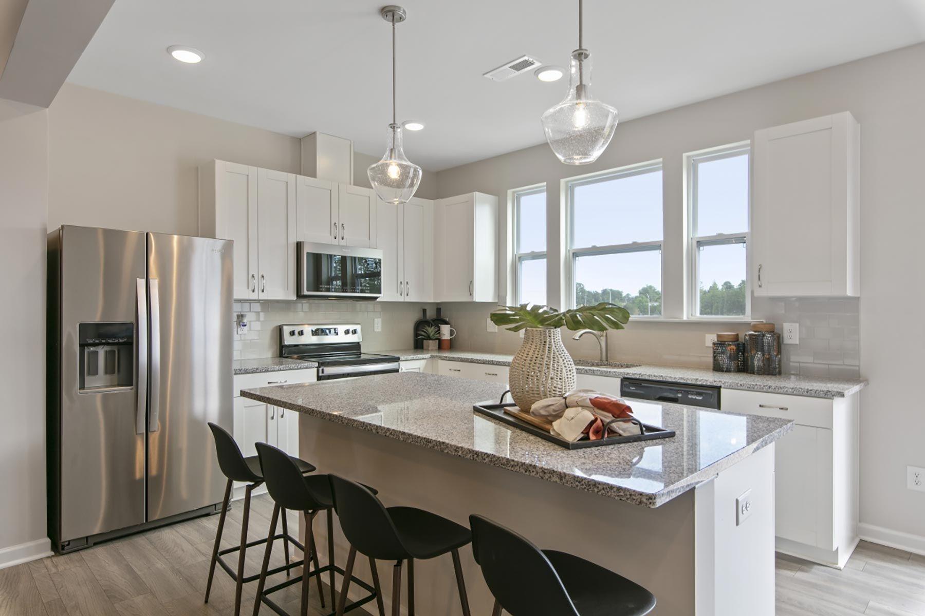 Interior:*Photo representation of the Claymore floorplan