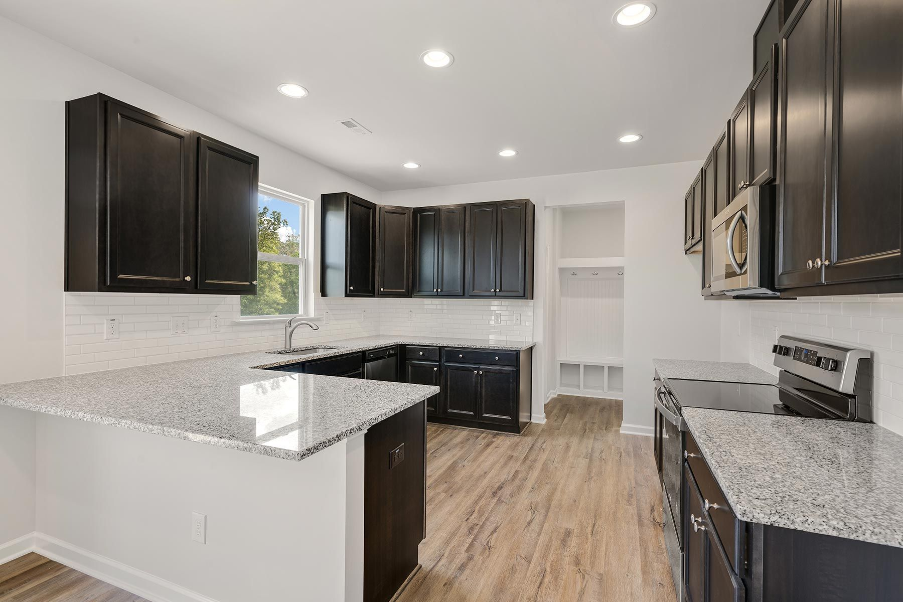 Interior:*Photo representation of the Reese floorplan