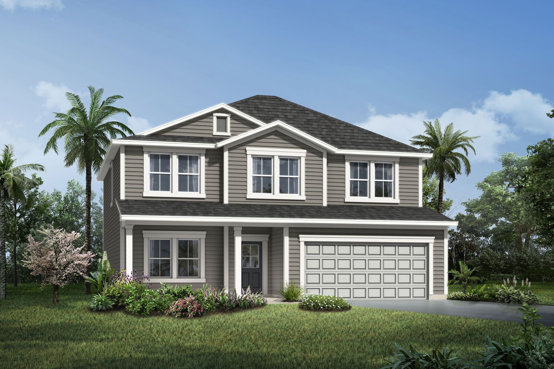 Exterior:Low Country Exterior Style