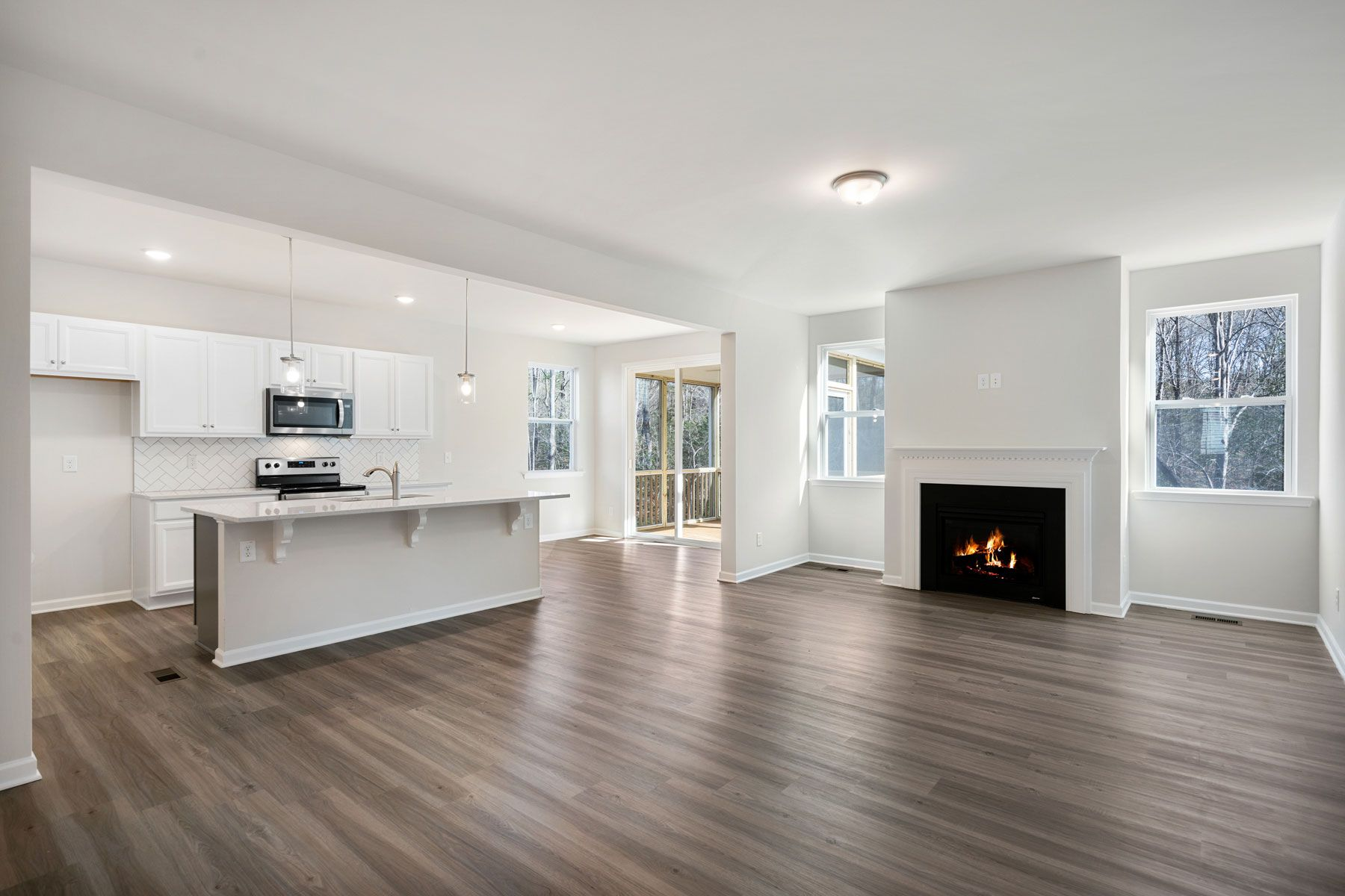 Interior:*Photo representation of the Nolan floorplan