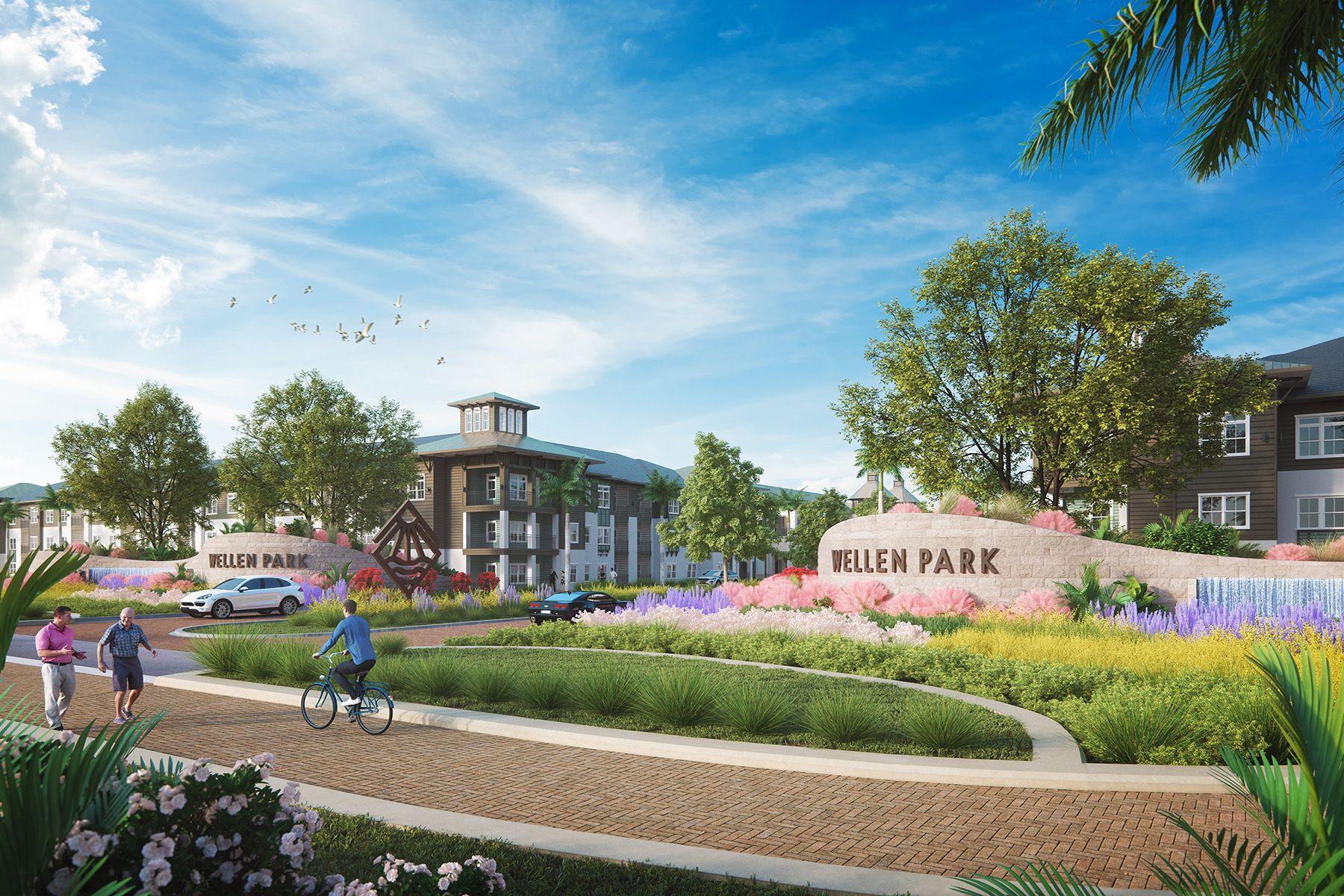 Venice - Wellen Park - Sunstone:Future Downtown Wellen
