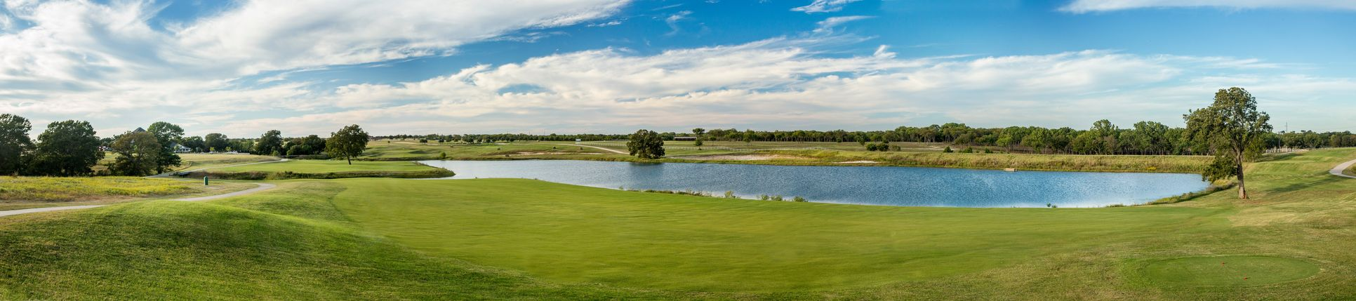 Bridges Golf Course:Any Time Is Tee Time