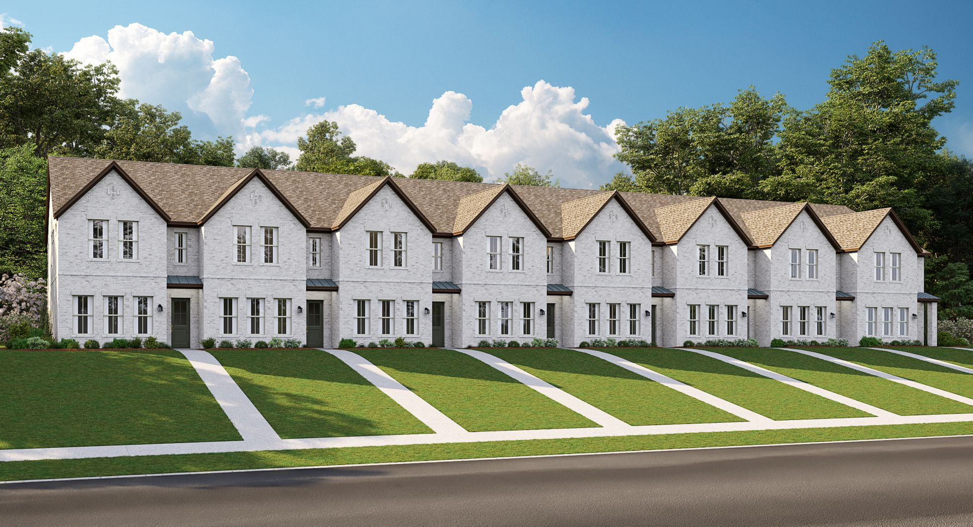 Windhaven Crossing Townhomes