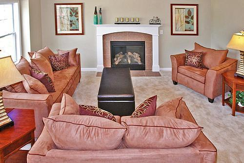 The Haven by Mayberry Homes:Great Room
