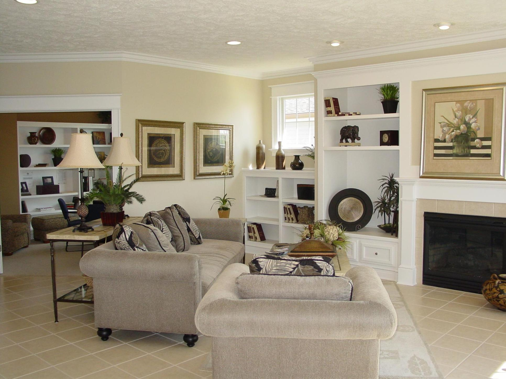 The Crane by Mayberry Homes:Great Room