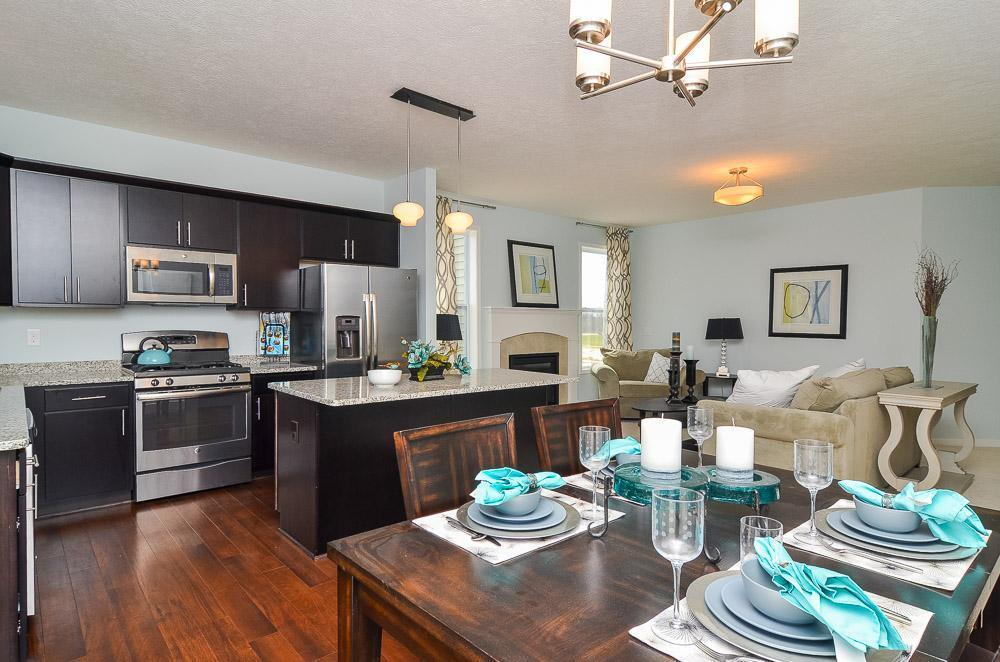 The Hartwell by Mayberry Homes