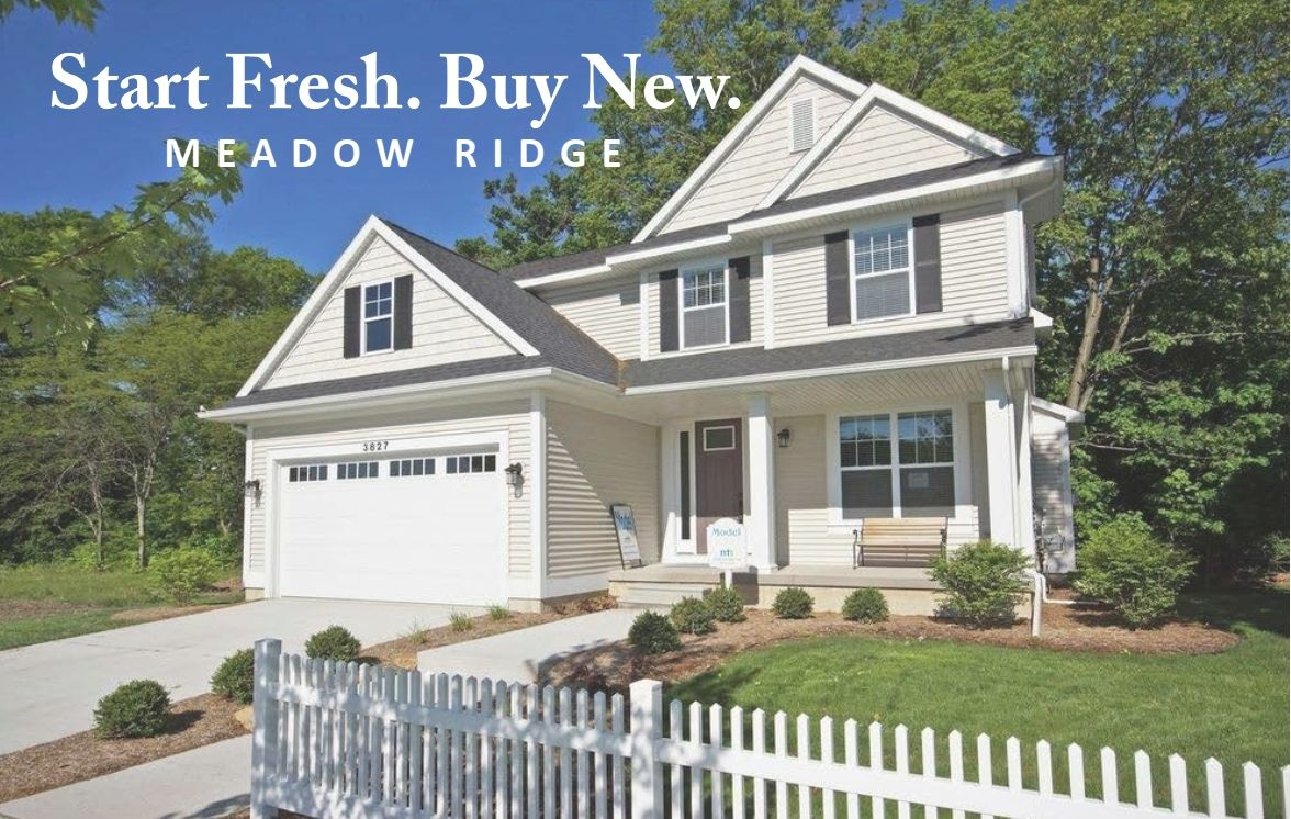 Meadow Ridge by Mayberry Homes:New homes in Holt, Michigan