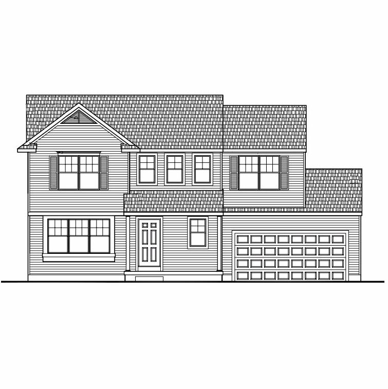 4072 Palomino Drive, East Lansing:The Haven by Mayberry Homes