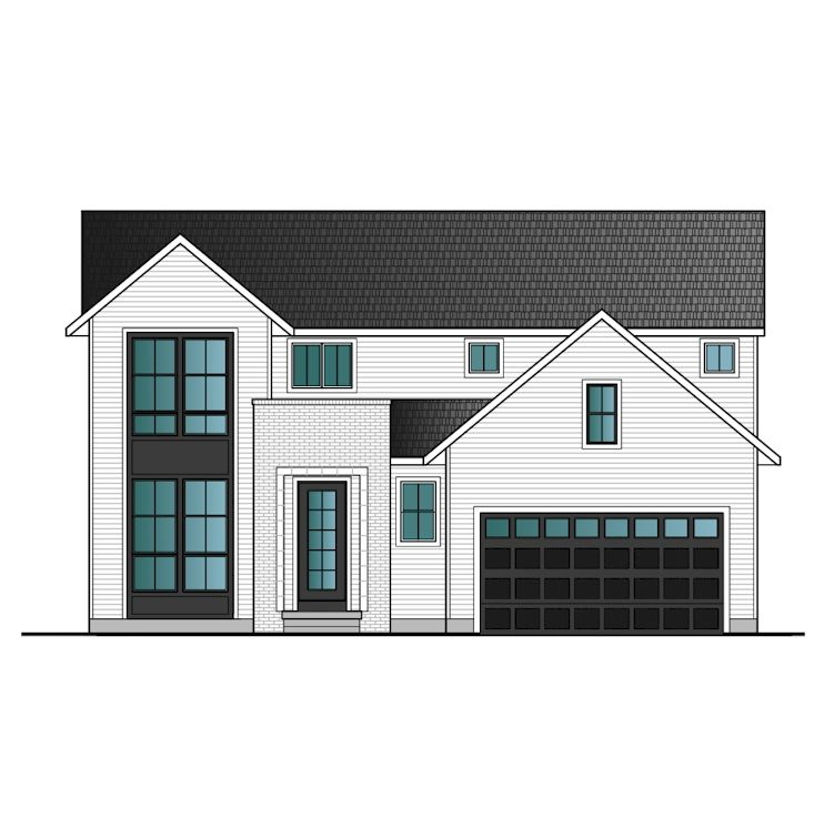 The Mackinaw in Copper Creek:By Mayberry Homes