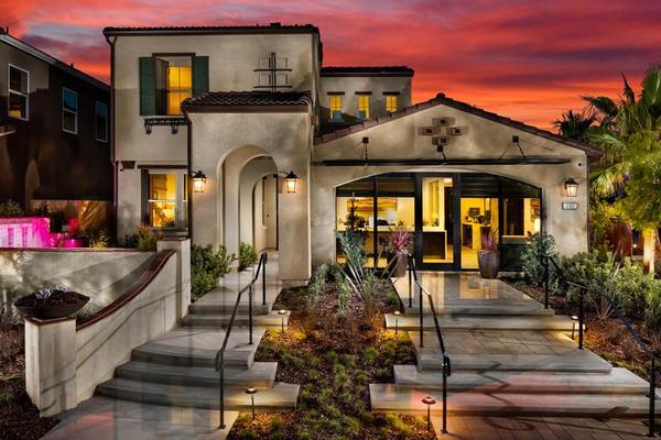 Exterior:Model Home Exterior
