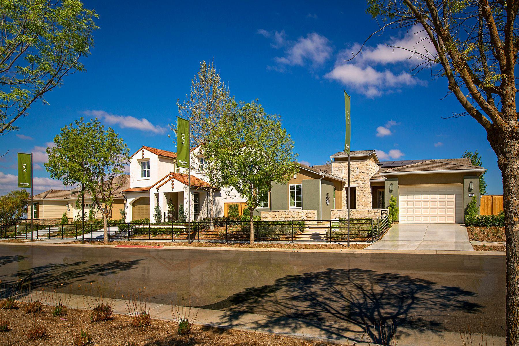 Ivy at Tesoro Viejo Model Homes