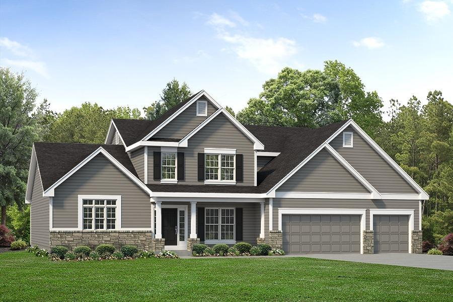 Exterior:Muirfield Elevation A