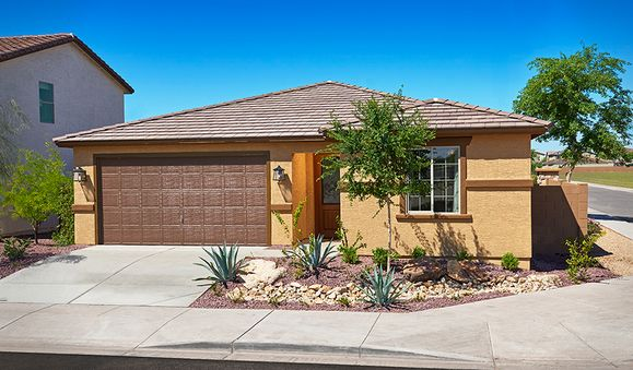 Amethyst-PHX-Exterior daytime (Rogers Ranch):The Amethyst