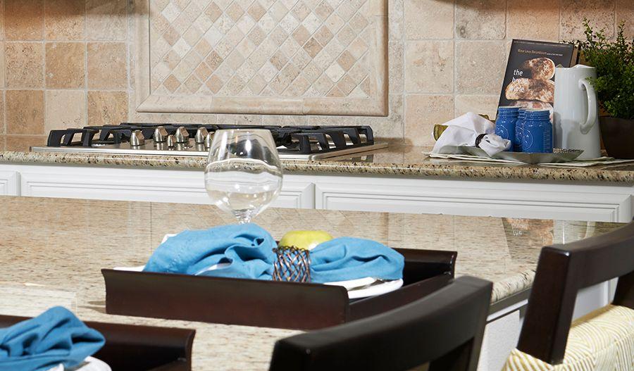 Standard series 2 - Seth-Kit-beige-brown-blue:Kitchen