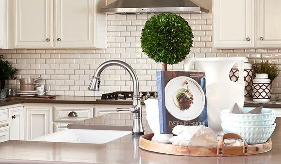 Standard Series -Arlington-CO-Dining:Kitchen Detail