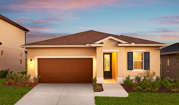 Ruby-ORL-Ruby Exterior Sunset:The Ruby