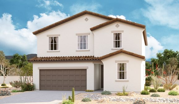 Pearl-P913-SeasonsAtBellPointe Elevation A:The Pearl - Elevation A