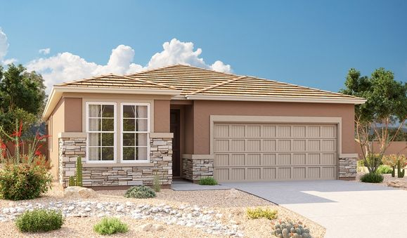 Sunstone-P919-SeasonsAtBellPointe Elevation C:The Sunstone - Elevation C