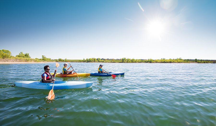 Southshore - Kayaking:Southshore - Aurora Reservoir