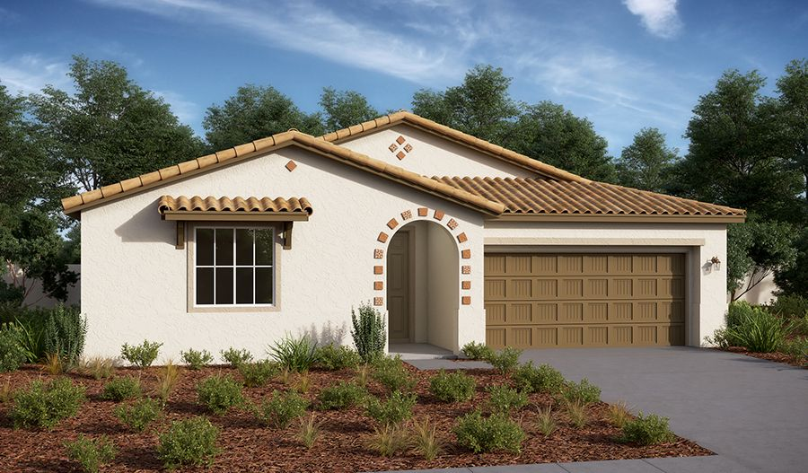 Timothy-S23T-PalmettoAtSpencersCrossing Elevation A:The Timothy - Elevation A