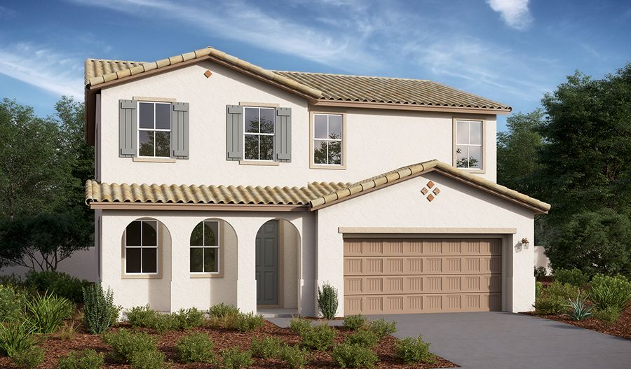 Hemingway-S250-PalmettoAtSpencersCrossing Elevation A:The Hemingway - Elevation A