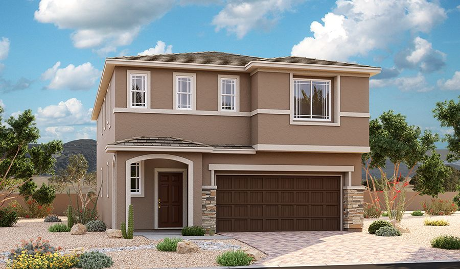 Laurel-L846-SeasonsAtRockdale Elevation C:The Laurel - Elevation C