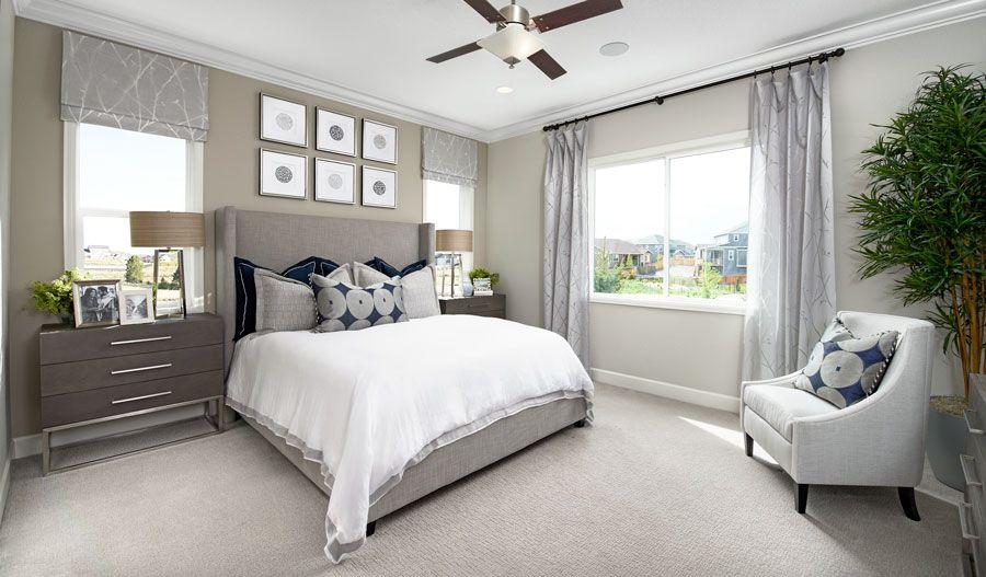 TheLandingAtCobblestoneRanch-CSP-Decker Owner's Bedroom:The Decker