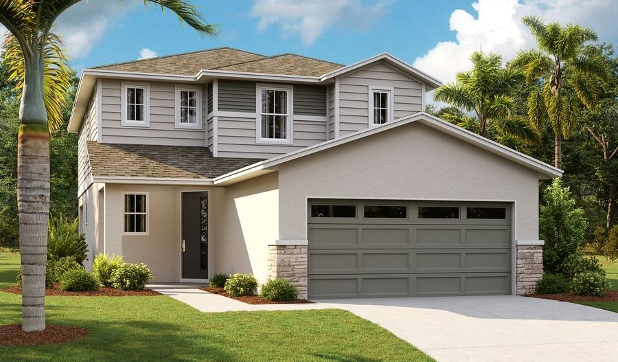 Palm-F936-ORL Master (Contemporary) Elevation K:The Palm - Elevation K