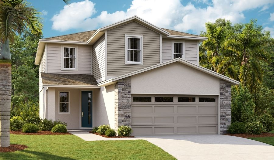 Pine-F937-ORL Master (Contemporary) Elevation K:The Pine - Elevation K