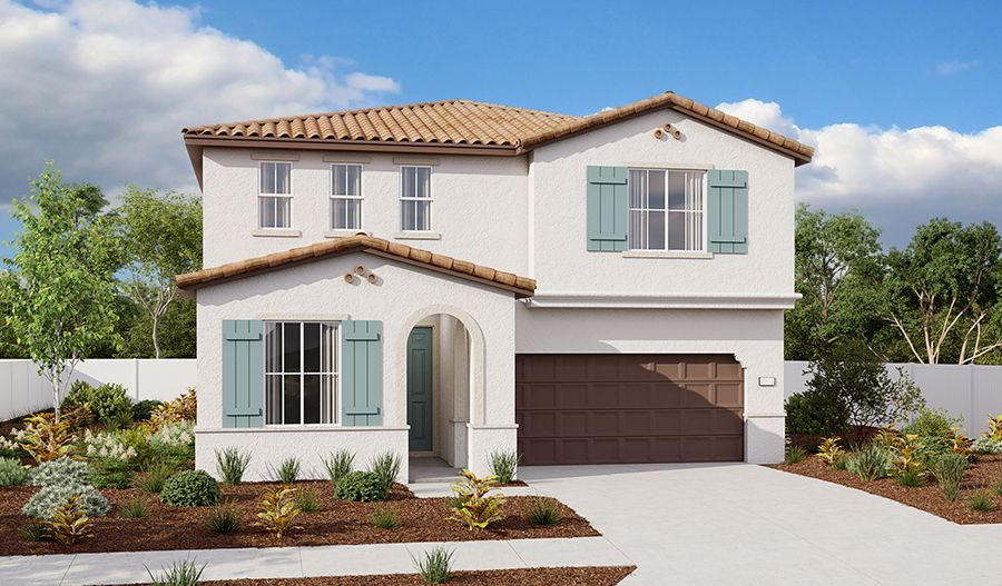 Moonstone-N914-SeasonsAtRiverOaks Elevation A:The Moonstone Elevation A