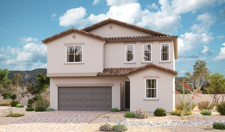 Moonstone-P914-SeasonsAtRiverside Elevation A:The Moonstone Elevation A